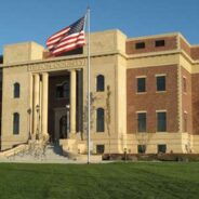 First Driggs Courthouse
