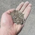 Quarter Inch Minus Sand